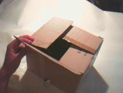 technique du carton l 39 art des scoubidous. Black Bedroom Furniture Sets. Home Design Ideas